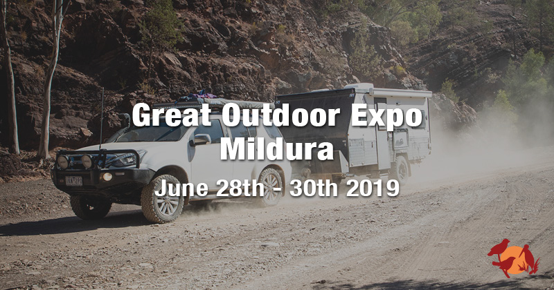 Mildura Great Outdoor Expo 2019